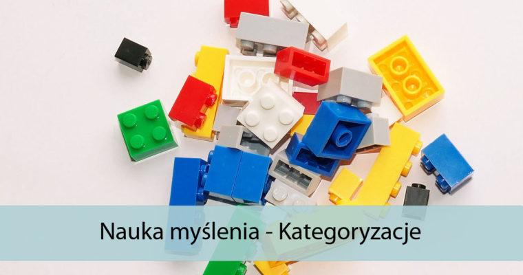 Nauka myślenia – Kategoryzacje atematyczne