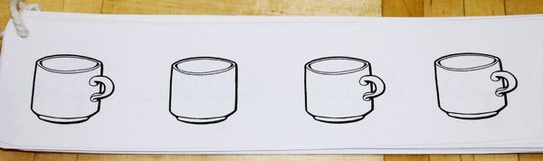 Analiza i synteza wzrokowa - Który jest inny-2
